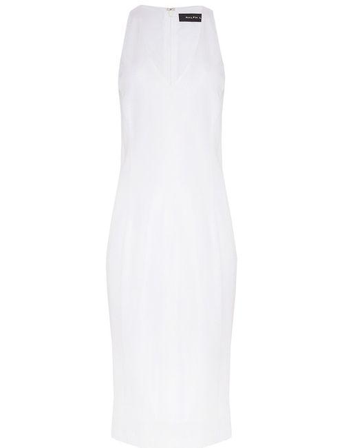 Ralph Lauren | Женское Белое Платье