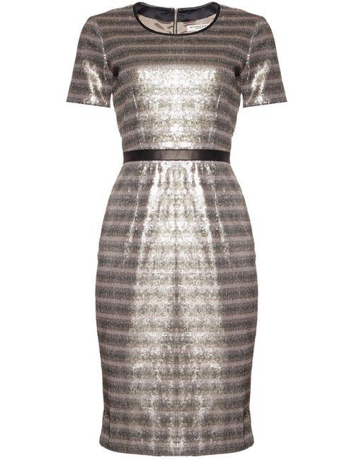 Burberry London | Женское Многоцветное Платье