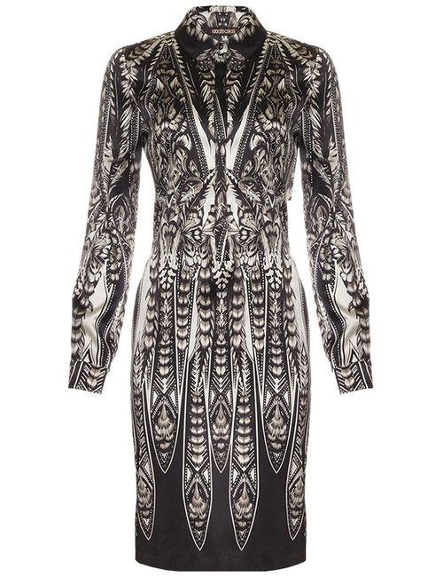 Roberto Cavalli | Женское Серое Платье