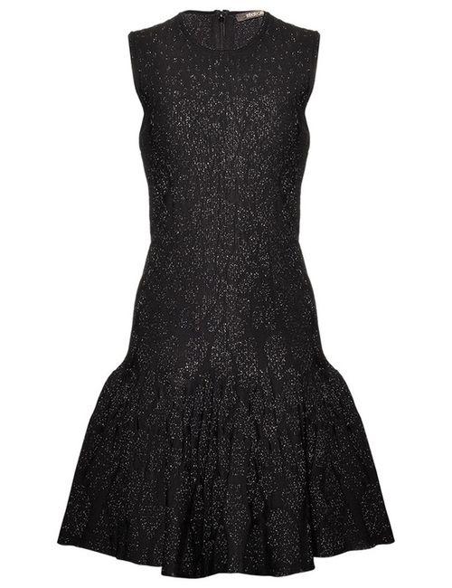 ROBERTO CAVALLI CRUISE | Женское Чёрное Платье