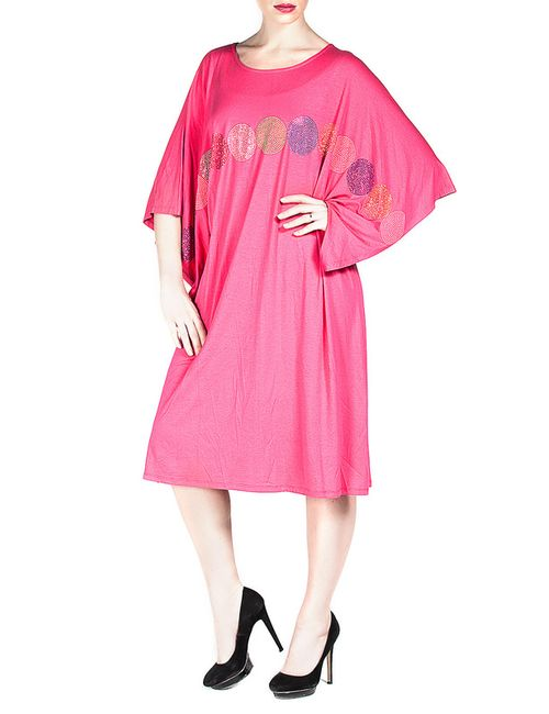 Exline | Женское Розовое Платье