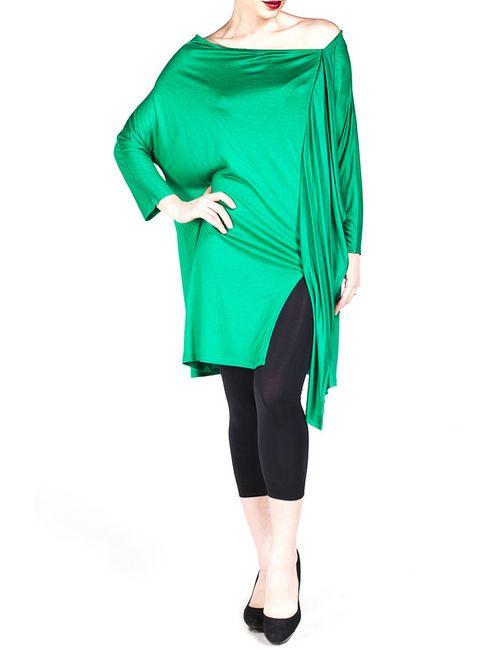 Exline | Женская Зелёная Туника