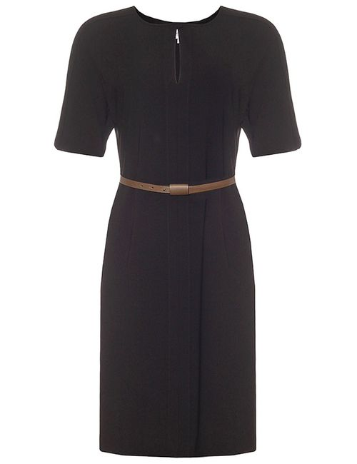 Armani Collezioni | Женское Чёрное Платье