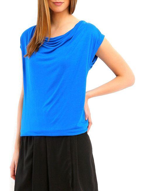 Top Secret   Женская Синяя Блузка