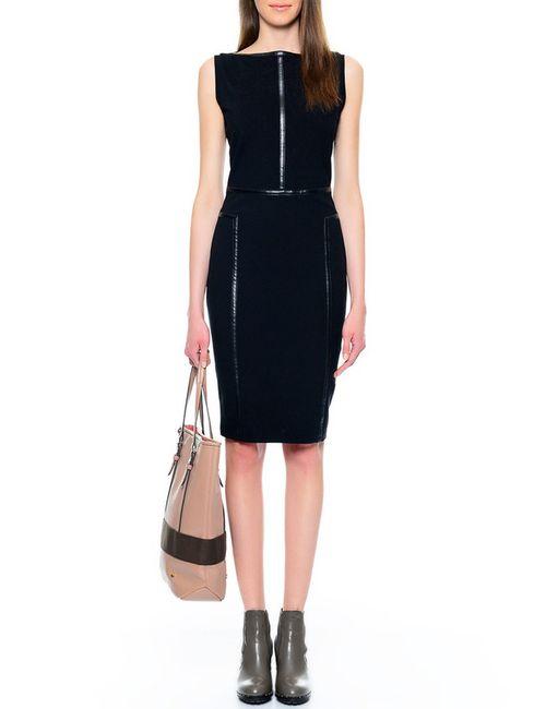 Cantarelli | Женское Чёрное Платье
