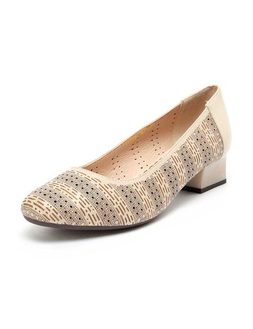 Ascalini | Женские Бежевые Туфли