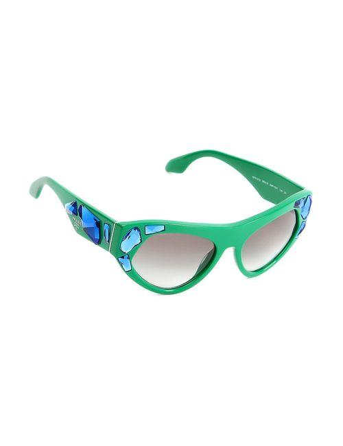 Prada | Женские Многоцветные Очки Солнцезащитные
