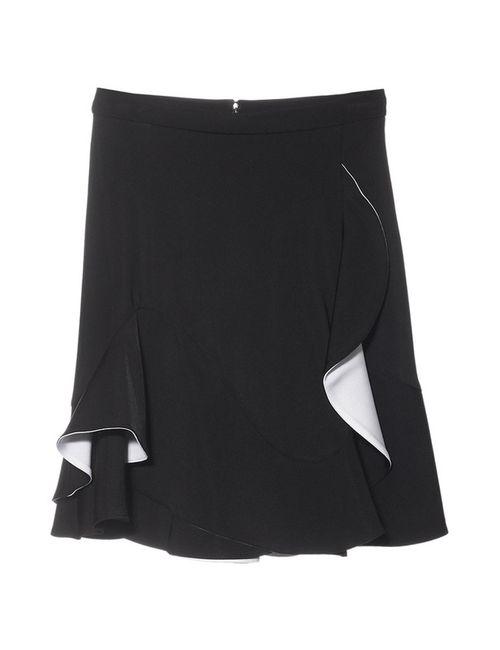 Givenchy | Женская Чёрная Юбка