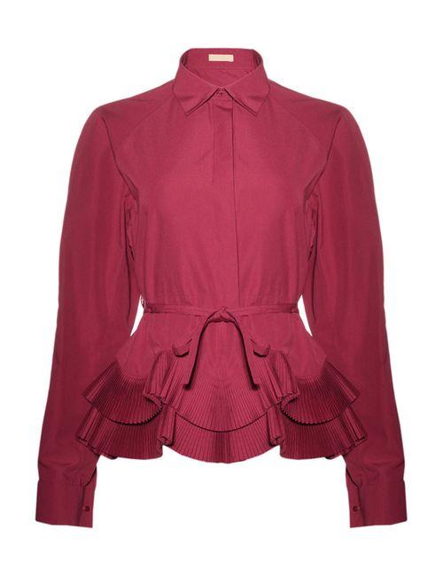 Alaïa | Женская Красная Рубашка