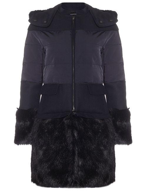 Emporio Armani | Женская Синяя Куртка