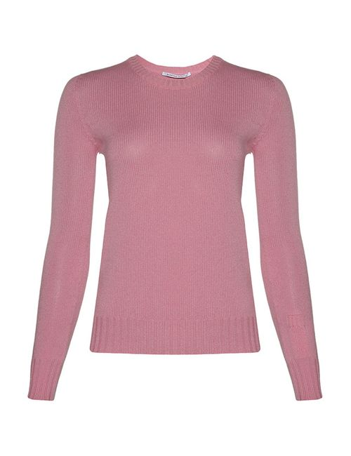 Agnona | Женский Розовый Джемпер