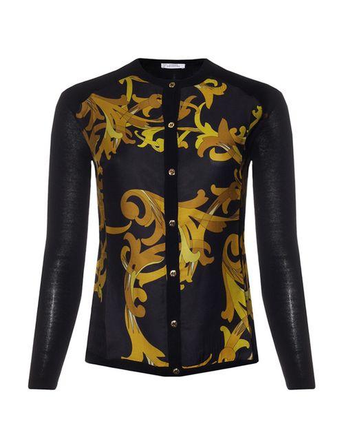 Versace Collection | Женский Чёрный Джемпер