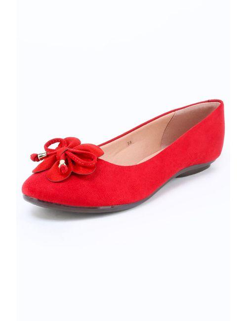 Moleca | Женские Красные Туфли