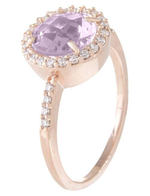Bronzallure | Женское Фиолетовое Кольцо