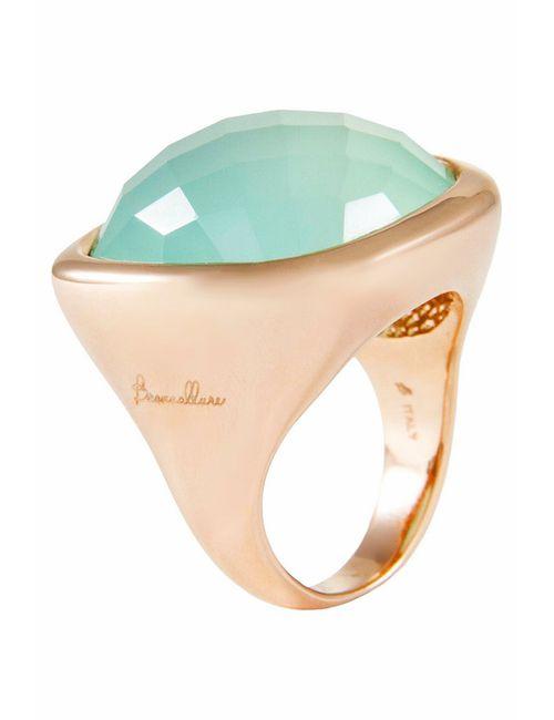 Bronzallure | Женское Синее Кольцо