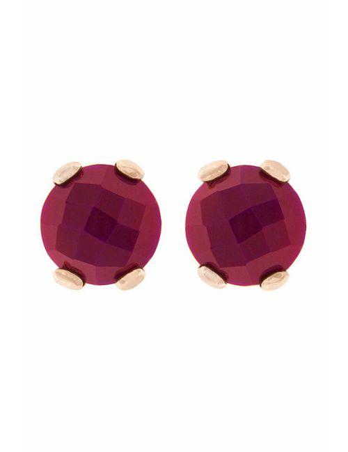 Bronzallure | Женские Фиолетовые Серьги