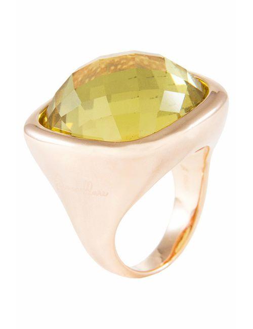 Bronzallure | Женское Жёлтое Кольцо