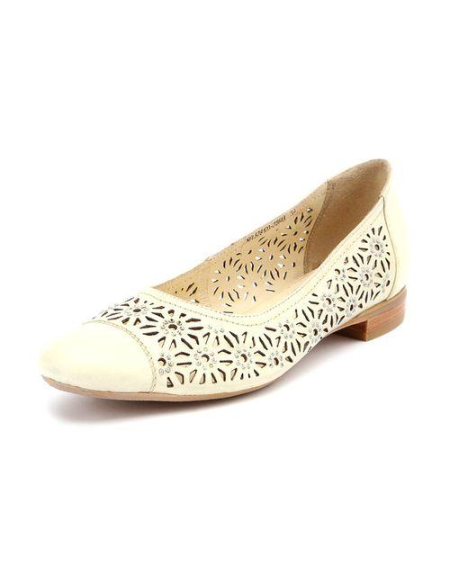 AMATO | Женские Бежевые Туфли