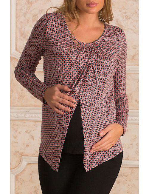 Nuova Vita | Женская Многоцветная Блуза