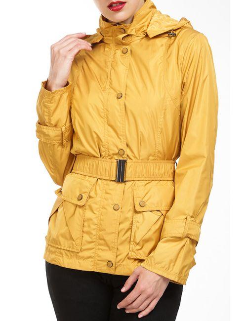 Fly Charter'S | Женская Жёлтая Куртка