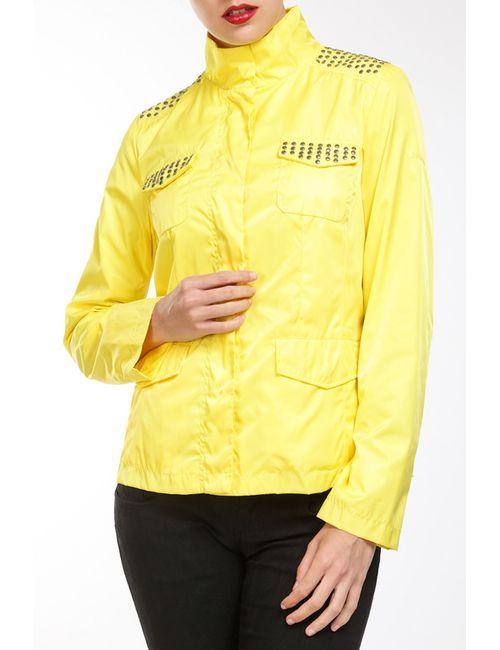 Amazing | Женская Жёлтая Куртка