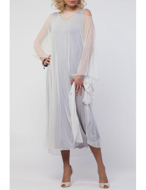 Kata Binska   Женское Белое Платье