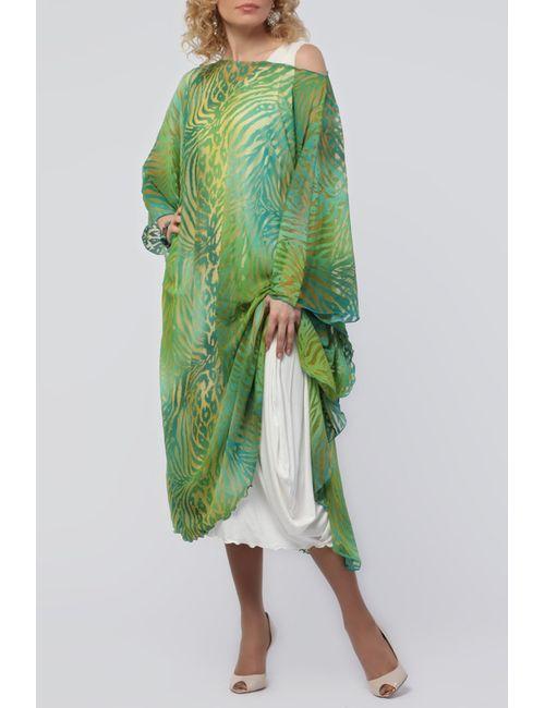 Kata Binska | Женское Зелёное Платье
