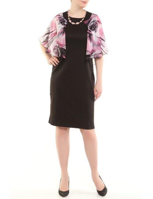Фарт Фаворита | Женское Черный Платье