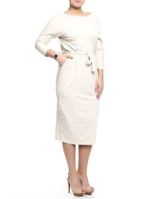 Reserved | Женское Бежевое Платье