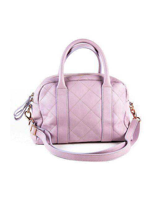 pelle Italia   Женская Фиолетовая Сумка