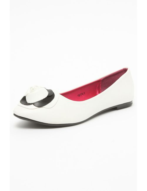 Vitacci | Женские Белые Туфли