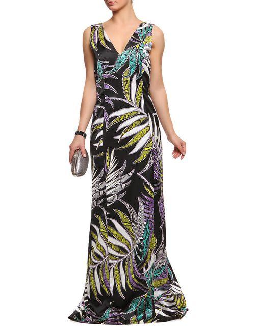 Just Cavalli | Женское Многоцветное Платье