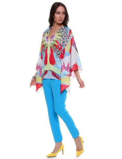 Just Cavalli   Женская Многоцветная Блуза