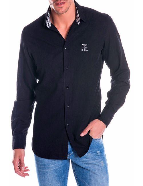 Giorgio Di Mare | Мужская Черный Рубашка