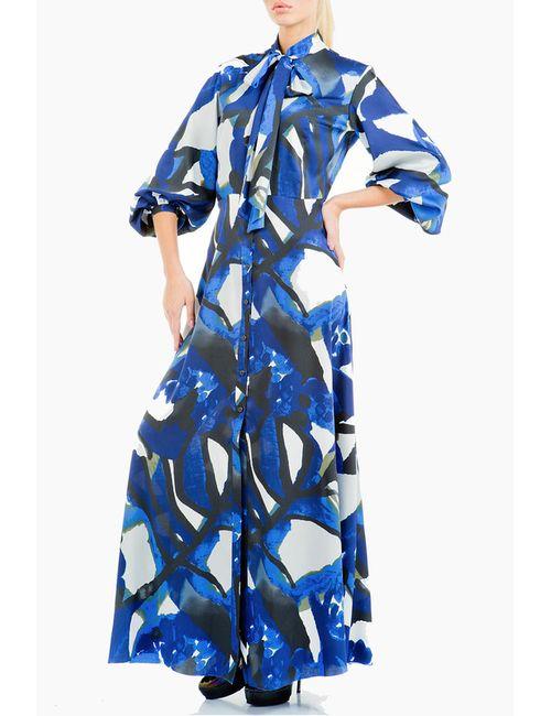 Levall | Женское Синее Платье