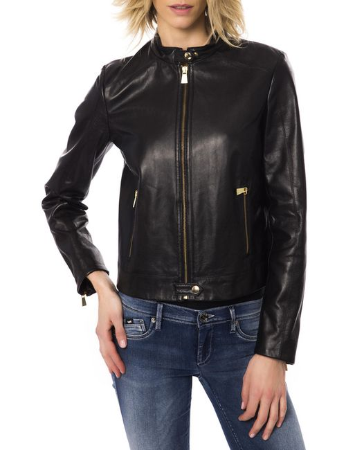 Trussardi | Женская Чёрный Куртка