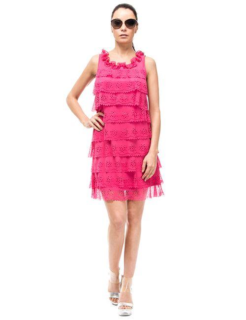 Joana Danciu | Женское Розовое Платье