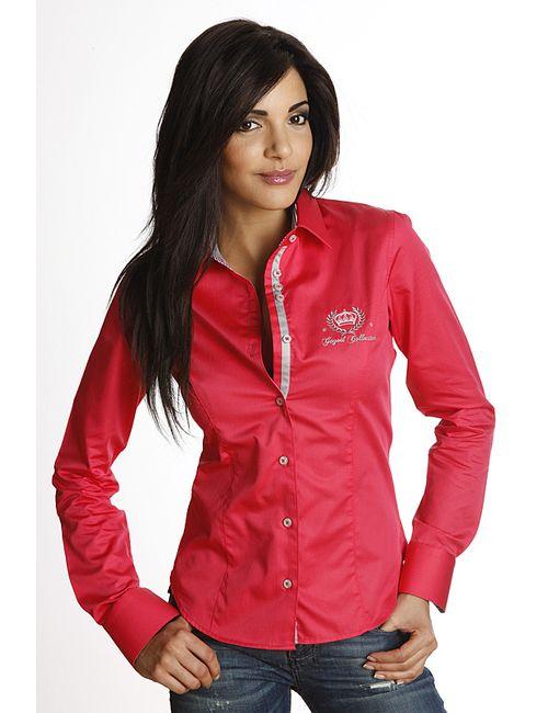 Gazoil | Женская Розовая Рубашка