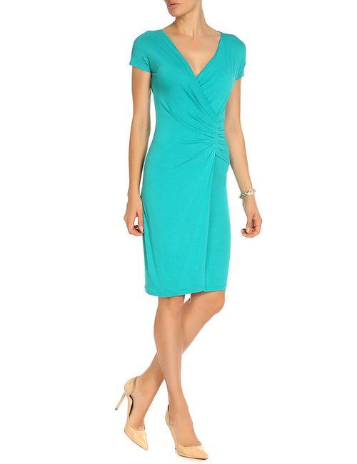 Marella | Женское Зелёное Платье