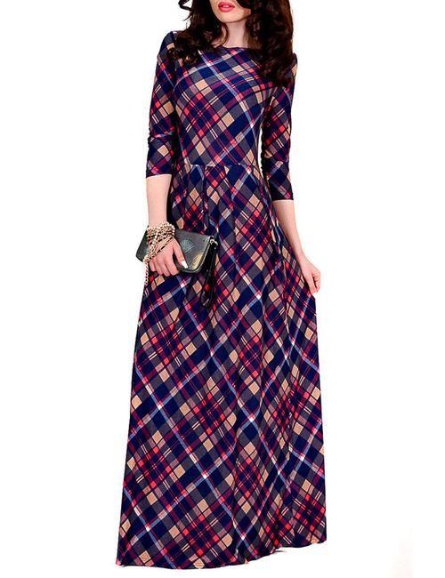 MONT PELLIER | Женское Красное Платье