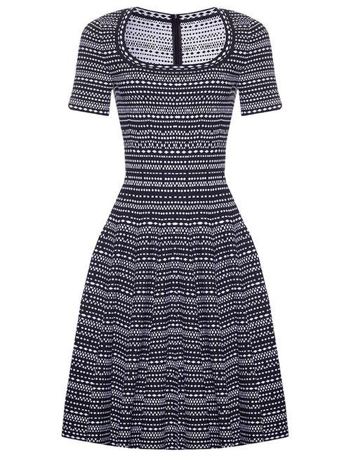 Alaïa | Женское Синее Платье