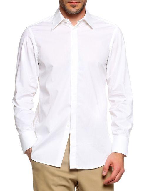 Kenzo | Мужская Белая Рубашка
