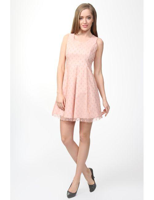 Pois   Женское Розовое Платье