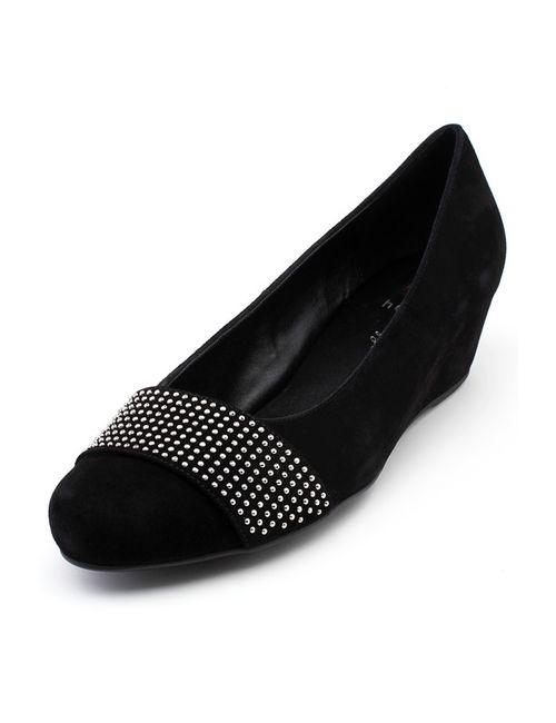 Hogl | Женские Чёрные Туфли