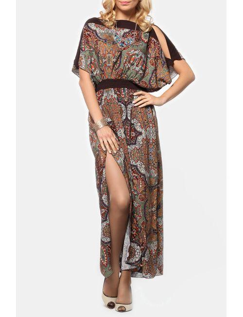 Kata Binska | Женское Коричневое Платье
