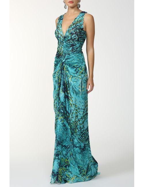 Alberta Ferretti | Женское Многоцветное Платье