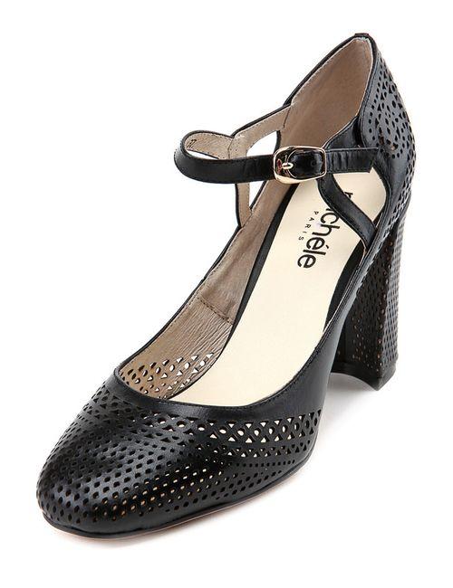 Michele | Женские Чёрные Туфли