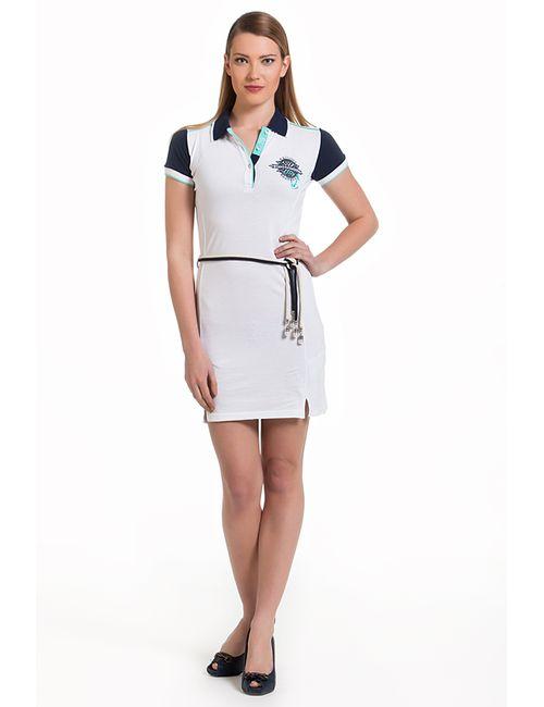 Giorgio Di Mare | Женское Белое Платье
