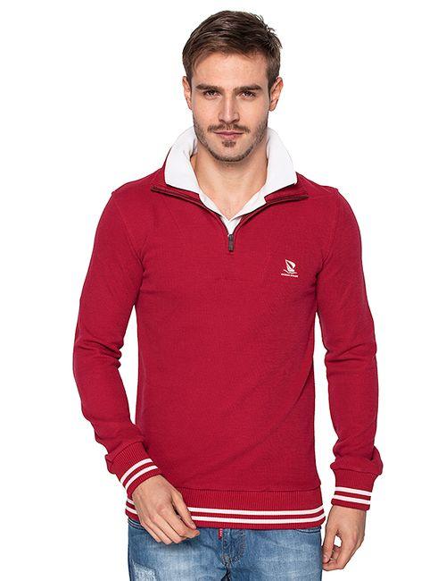 Giorgio Di Mare | Мужской Красный Пуловер