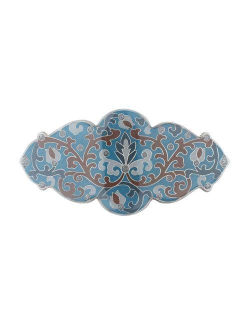 Clara Bijoux   Женская Голуба Заколка